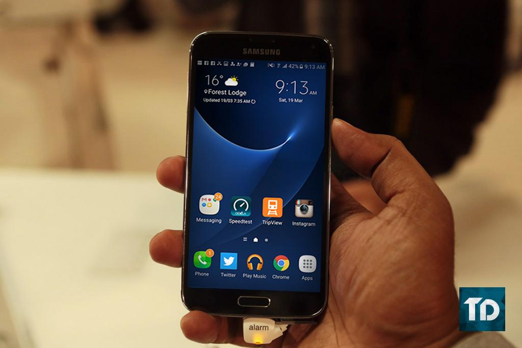 Galaxy S5'e S7 Edge ROM'u Nasıl Yüklenir? | Android net tr – Sosyal